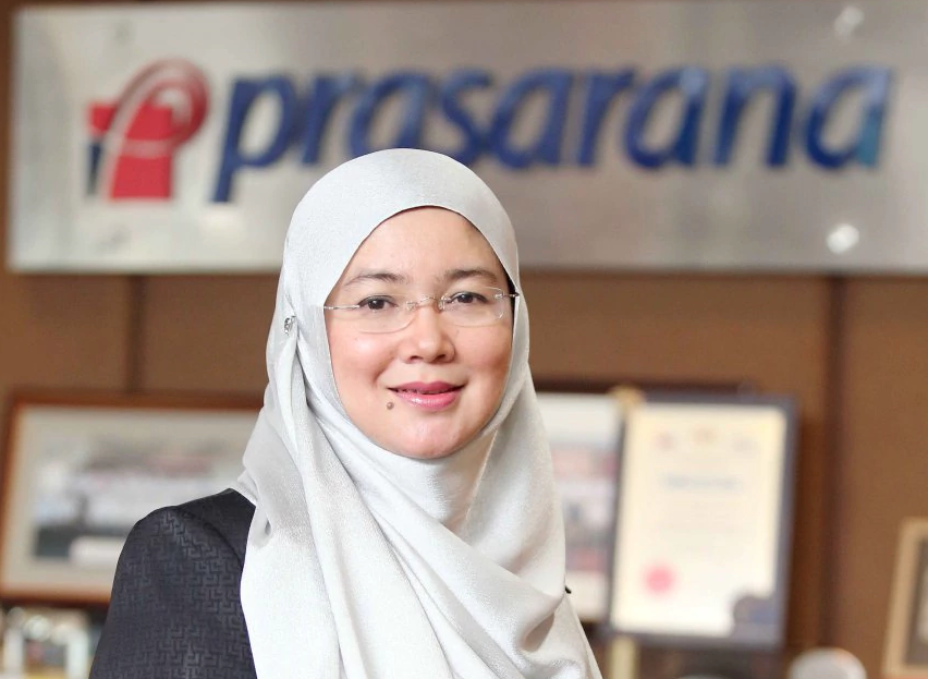 Prasarana names new president and CEO